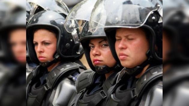 Las Mujeres Policías de Centroamérica, México y El Caribe se reúnen en El Salvador