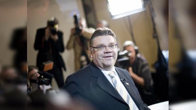 El avance nacionalista finlandés pone en peligro la política de rescates de la UE