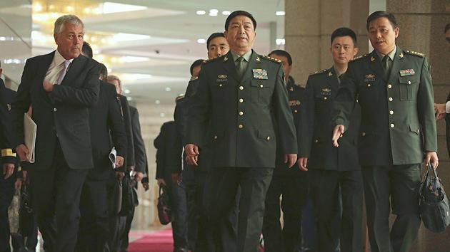 Pekín, indignado con Washington por sus comentarios sobre la política regional china