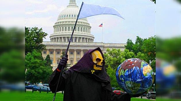 Los ecólogos creen que la Casa Blanca 'ha maquillado' los datos del vertido
