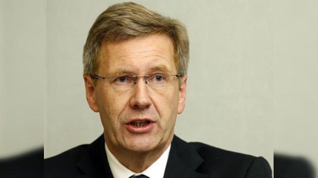 Alemania se queda sin presidente