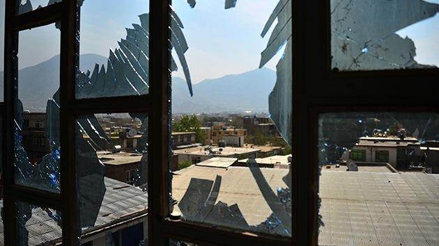 Afganistán: Potente explosión cerca del parlamento en Kabul