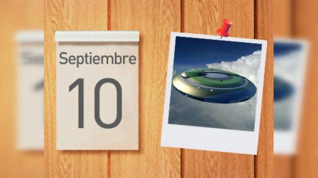 ¿Llegarán los extraterrestres a la Tierra el 10 de septiembre?