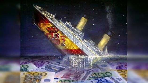 España, ¿otro Titanic de la zona euro?