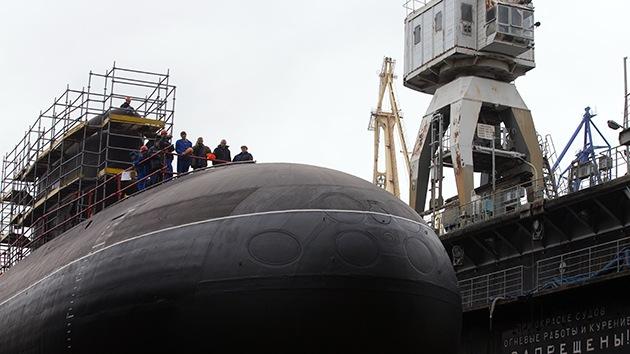 Rusia refuerza su potencial submarino en el mar Negro