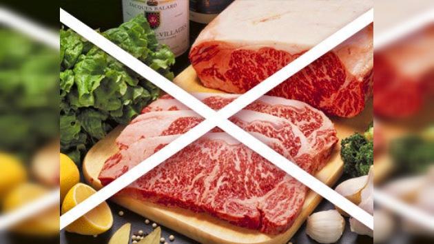 Rusia prohíbe las importaciones de carne de Brasil