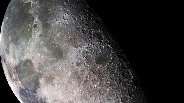 Luna llena... de agua