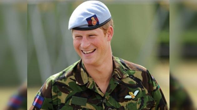 ¿Que sucedería si el príncipe Harry de Inglaterra fuera secuestrado?