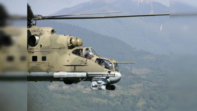 Rusia pone sus esperanzas en la feria de armamento LAAD 2011