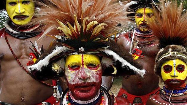 Caníbales de Papúa Nueva Guinea podrían afrontar la pena de muerte