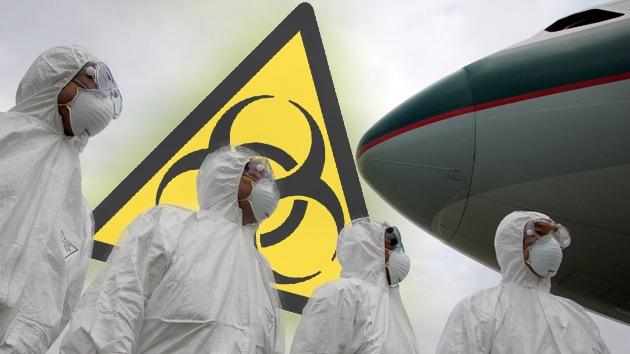 Un científico de EE.UU. oculta un error con una muestra de gripe aviar mortal