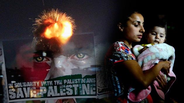 Israel bombardea Gaza, mientras Ucrania se aboca a una catástrofe humanitaria