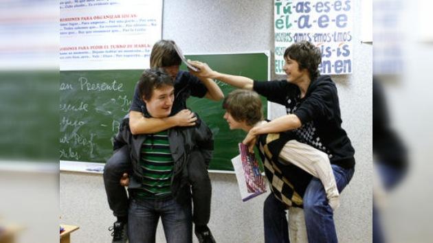 Invento de un alumno del Caúcaso permite a los padres controlar a sus hijos