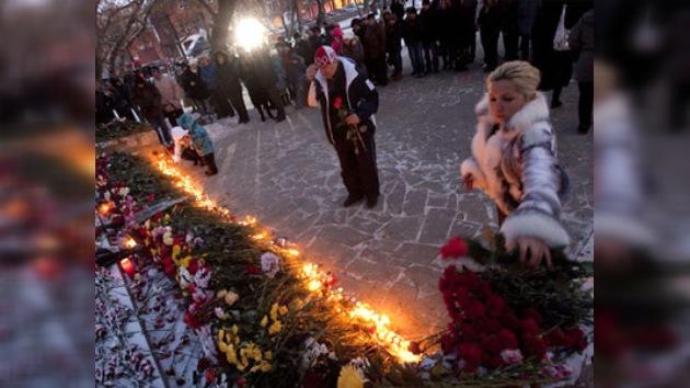 Rusia declara día de luto oficial por las víctima de Perm