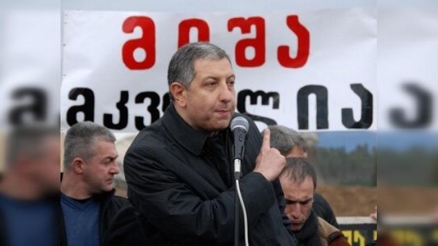 Los georgianos desean mejorar las relaciones con Rusia, según Nogaideli