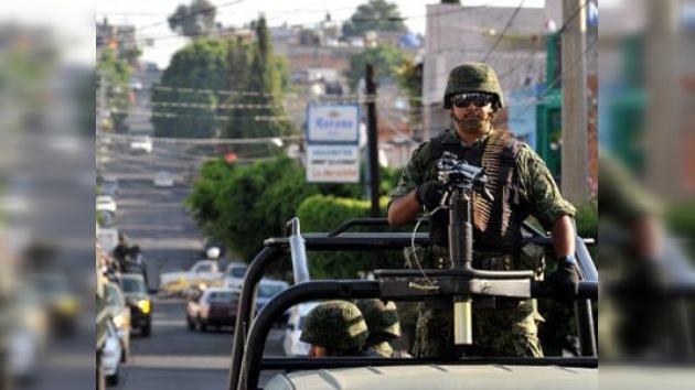 Militares mexicanos: hasta 60 años de cárcel por vínculos con el narco
