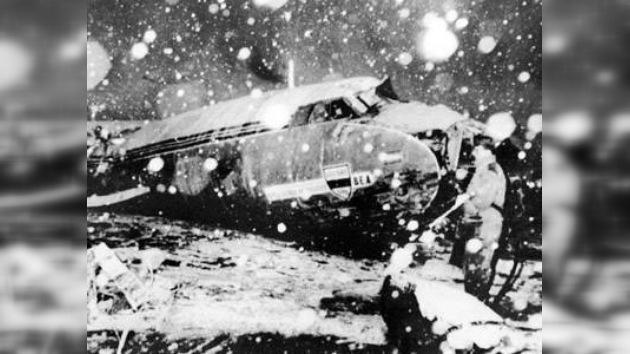 Principales tragedias aéreas de equipos deportivos