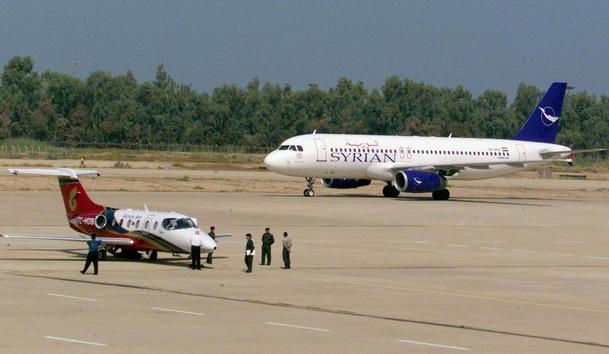 Turquía cierra su espacio aéreo a todos los vuelos civiles desde Siria