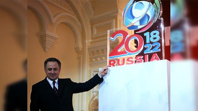 Rusia presenta oficialmente su candidatura al Mundial 2018-2022