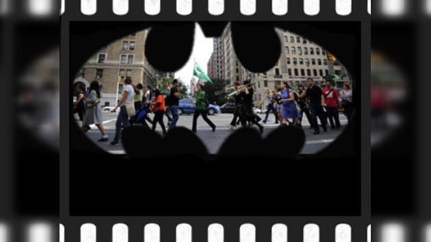 Ocupa Wall Street llegará a la pantalla grande a través de Batman