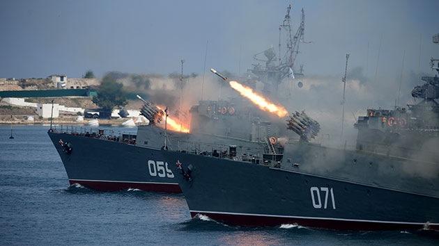 Rusia llevará a cabo entrenamientos en el canal de la Mancha