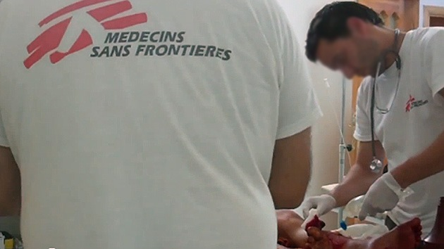 5 miembros de Médicos Sin Fronteras son secuestrados en Siria por Al Qaeda