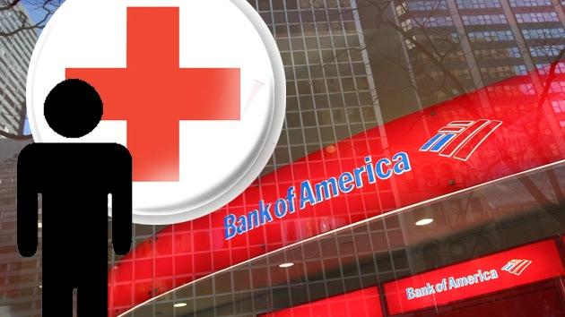 Un hombre roba un banco en EE.UU. para recibir asistencia médica