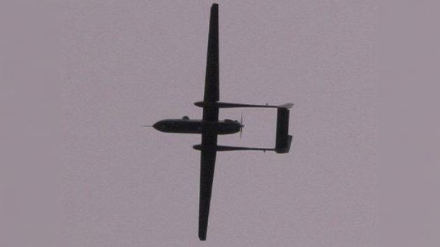 Un 'drone' estadounidense abate a tres combatientes en una casa pakistaní