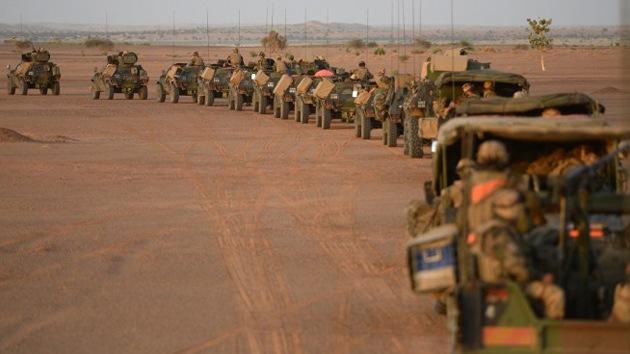 Occidente mueve tropas para apoderarse de los 'Estados inestables' de África