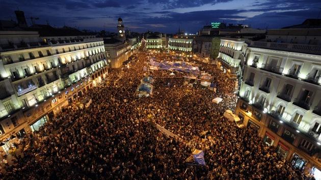 Los sindicatos anuncian una gran ola de protestas en España