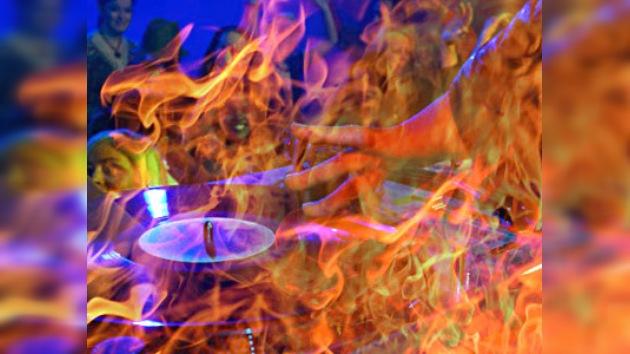 Cuatro víctimas mortales en el incendio de un local en Roma