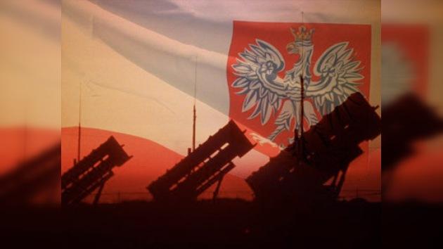 Los Patriot  llegan a Polonia