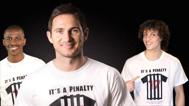 Estrellas del fútbol se unen contra la prostitución infantil en el Mundial 2014