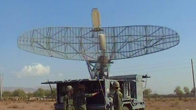 Irán afirma estar fabricando radares de 3.000 kilómetros de alcance