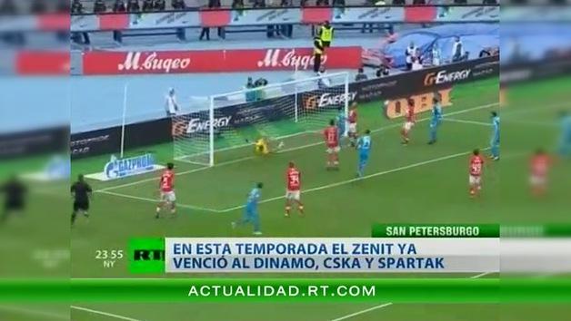 Reviva los goles de la cuarta jornada de la Liga Premier Rusa