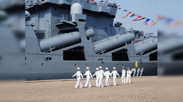 Rusia y China: ¡Listas para la defensa naval conjunta! (VIDEO)
