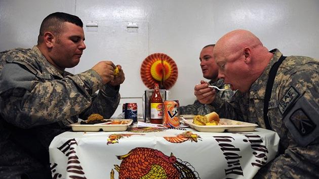 El Ejército de EE.UU. despide a los soldados 'demasiado gordos' para servir