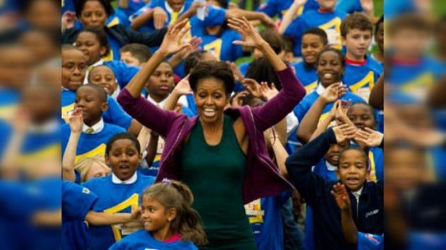 Michelle Obama da el salto al Libro Guiness
