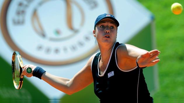 Una tenista rusa vuelve a la cancha tras superar un cáncer