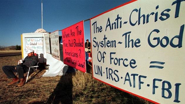 Críticos contra Rusia por Crimea se olvidan de la anexión de Texas por EE.UU.
