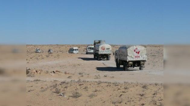 Buscan a tres españoles raptados en Mauritania