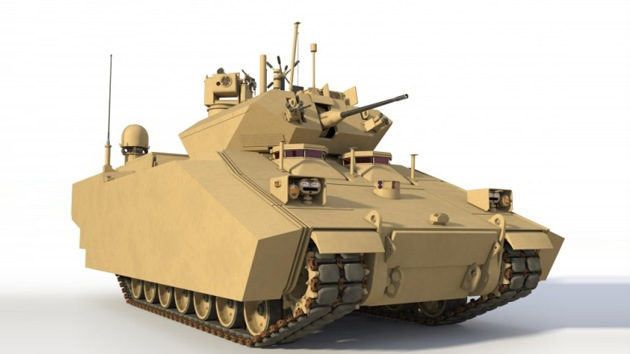 El carro de combate que 'anda' de puntillas: EE.UU. pone a punto su tanque más sigiloso