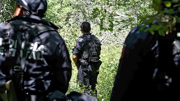 México: Hallan tres nuevas fosas clandestinas en Guerrero