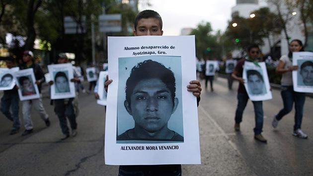 Pocas esperanzas de poder identificar los restos de los estudiantes de Ayotzinapa