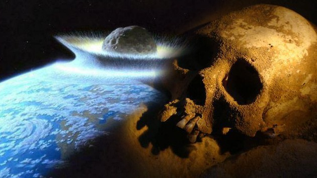 El Apocálipsis, provocado por un cráneo roto