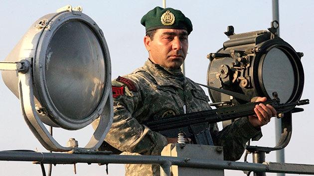 Irán publica un plan de combate contra un buque de guerra de EE.UU. en el golfo Pérsico