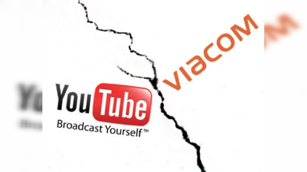 El propietario de MTV intenta demandar de nuevo a YouTube