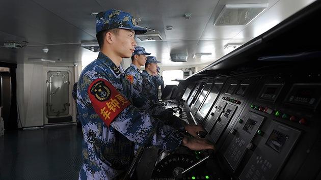 La búsqueda del avión de Malasia saca a relucir la vulnerabilidad militar de China