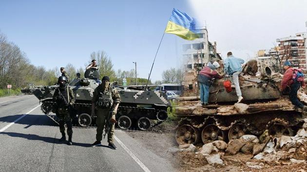 """Opinión: """"Cada día que pasa Ucrania se convierte más en una Yugoslavia"""""""
