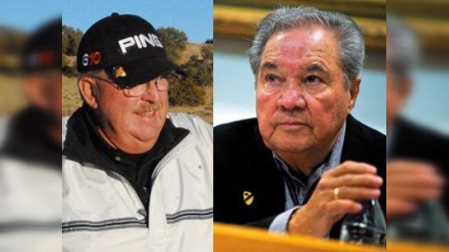Alcalde peleó a puñetazos contra periodista